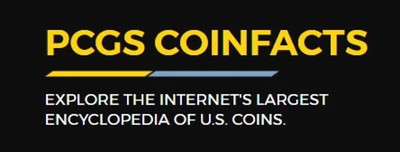 PCGS CoinFacts logo