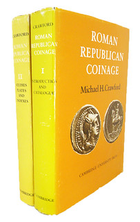 Crawford Roman Republican Coinage