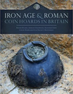 Iron Age and Roman Coin Hoards in Britain book cover