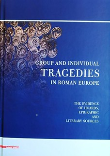 GROUP AND INDIVIDUAL TRAGEDIES IN ROMAN EUROPE book cover