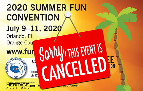 Summer 2020 FUN showe cancelled