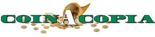 CoinACopia shows logo