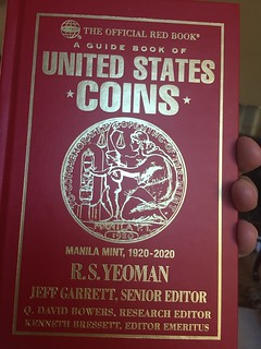 2020 Manila Mint Redbook front cover