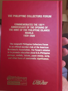 2020 Manila Mint Redbook back cover