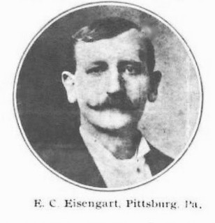 Edward Charles Eisengart in 1903