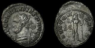 Carausius Antoninianus