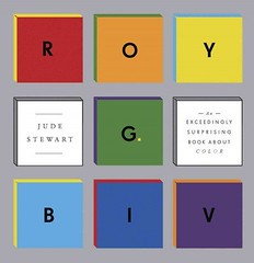 Roy G Biv color book cover
