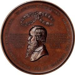 George F. Robinson Medal obverse