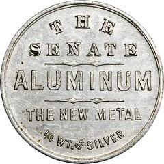 The Senate Aluminum Token reverse