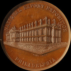 National Export Exposition Official Medal reverse