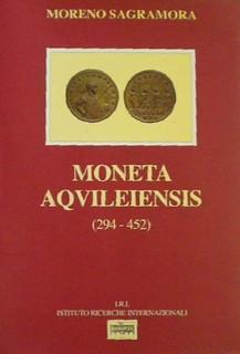 1995 Moneta Aqvileiensis book cover