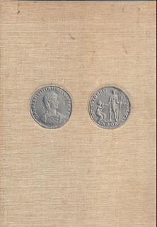 1936  Note sulla zecca di Aquileia Romana book cover
