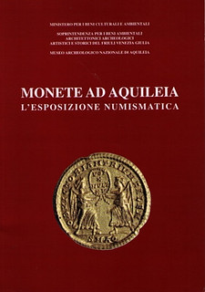 1997 Monete Ad Aquileia book cover