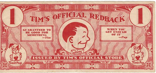 Tim's Official Redback front