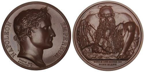 Napoléon I Medal