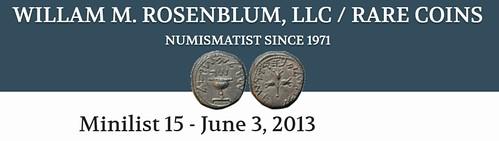 Rosenblum Minilist 15