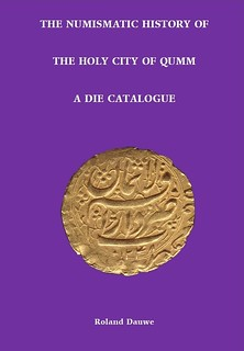 Numismatic History of the Holy City of Qumm book cover
