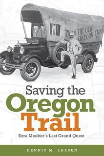 Saving the Oregon Trail book cover