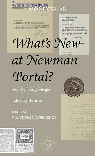 ANS Money Talks What New Newman Portal