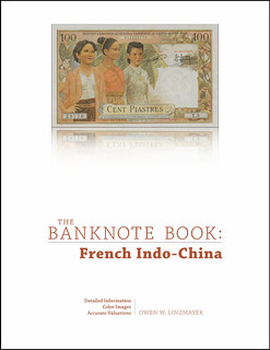 Banknote Book French Indo-China chapter