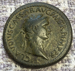 Roman Imperial coin letterforms