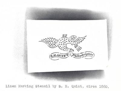 Quint company stencil 1