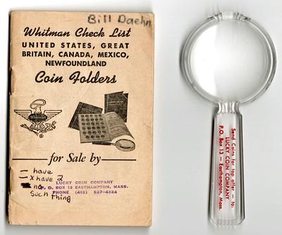 Whitman Checklist