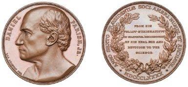 Daniel Parish medal