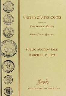 Stacks Reed Hawn 1977 sale cover