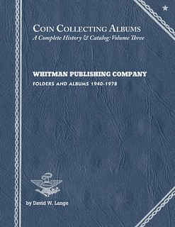Coin Collecting Albums v3 Whitman cover