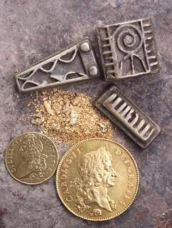 Graham Elephant coins