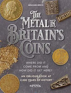 The Metal in Britain's Coins book cover