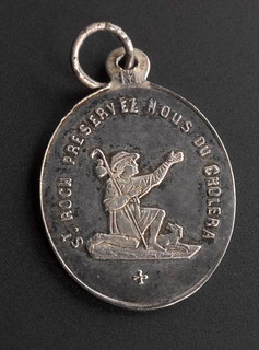 amulet against cholera