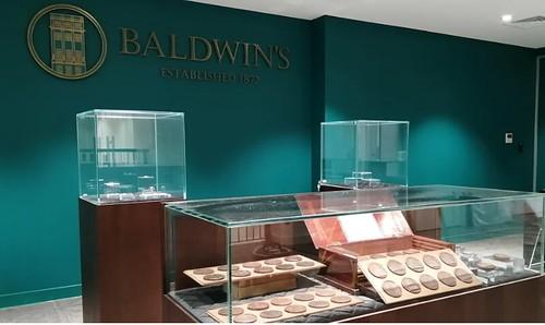 Baldwin's coin room