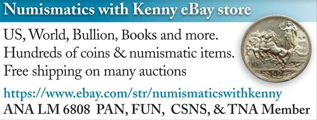 Kenny E-Sylum ad01 eBay store