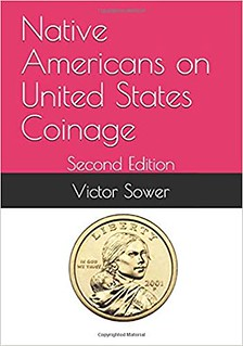Native Americans on US Coinage book cover