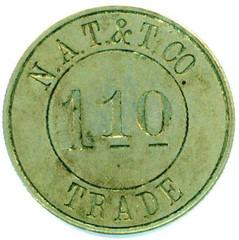 NAT&T $1.10 token