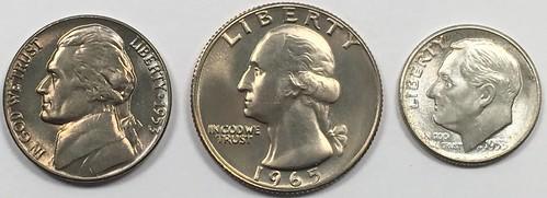 Jefferson Washington Roosevelt obverse coin designs