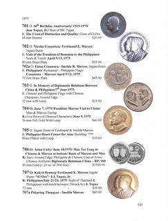 Philippine Medals and Tokens 3rd Edition P. 120