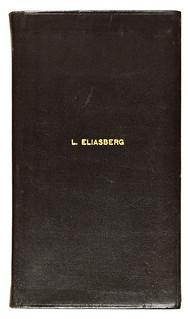 Eliasberg's Green's Checklist