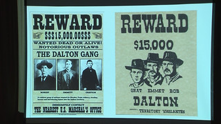 Dalton Gang posters