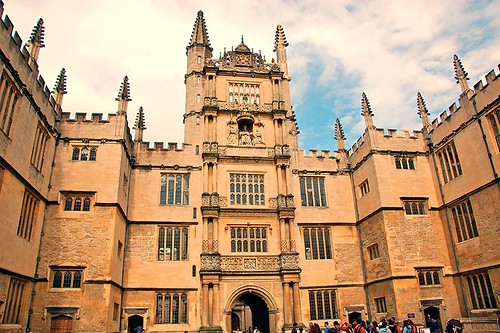 oxford-bodleian-museum