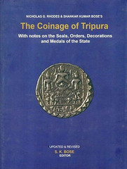 The Coinage of Tripura book cover