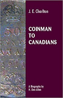Charleton Coinman to Canadians book cover