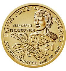 2020 Peratrovich dollar reverse