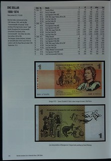2020 Renniks Australian Coin & Banknote book sample page