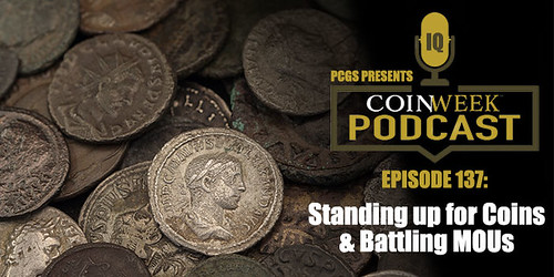 CoinWeek Podcast Peter Tompa