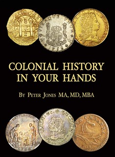 COLONIAL HISTORY IN YOUR HANDS book cover