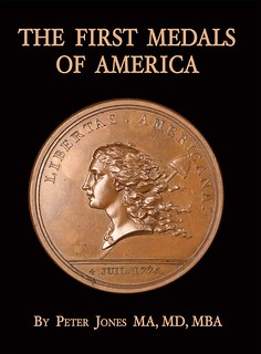 THE FIRST MEDALS OF AMERICA book cover