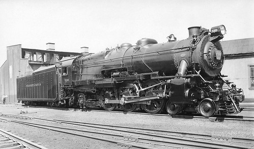 Pennsylvania Railroad K4 locomotive